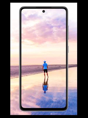 o2 - Samsung Galaxy A52 5G - Display