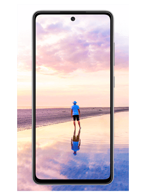 o2 - Samsung Galaxy A52 - Display