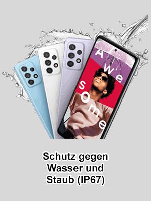 o2 - Samsung Galaxy A52 - Farbauswahl