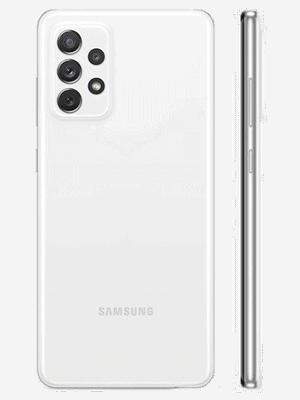 o2 - Samsung Galaxy A72 - awesome white (weiß)