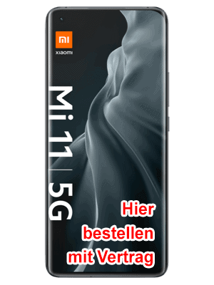 o2 - Xiaomi Mi 11 5G - hier bestellen