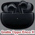 Oppo Enco X Kopfhörer gratis