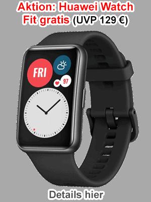 Gratis Huawei Watch Fit