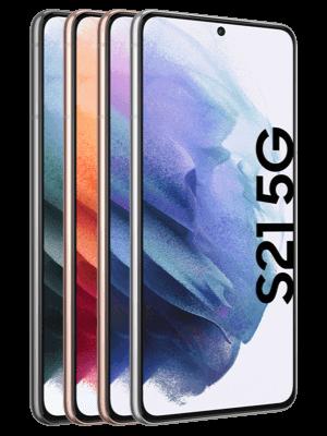 o2 - Samsung Galaxy S21 5G - schräg