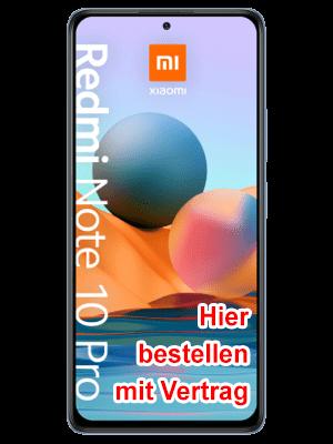 o2 - Xiaomi Redmi Note 10 Pro - hier bestellen