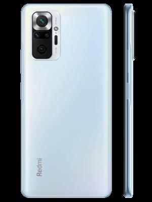 o2 - Xiaomi Redmi Note 10 Pro - blau / glacier blue
