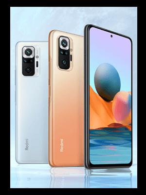 o2 - Xiaomi Redmi Note 10 Pro - Farben