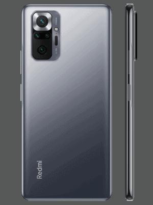 o2 - Xiaomi Redmi Note 10 Pro - grau / onyx gray