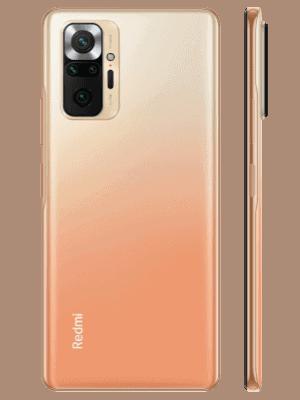 o2 - Xiaomi Redmi Note 10 Pro - kupfer / gradient bronze