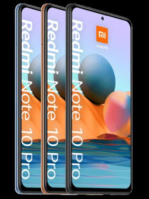 o2 - Xiaomi Redmi Note 10 Pro - Farbauswahl