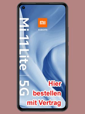 o2 - Xiaomi Mi 11 Lite 5G - hier bestellen