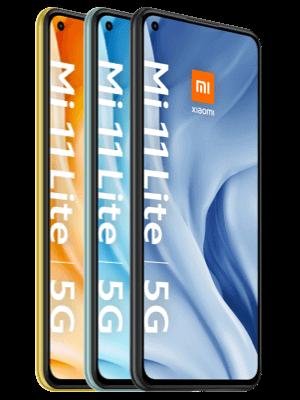 o2 - Xiaomi Mi 11 Lite 5G - Farbauswahl
