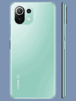 o2 - Xiaomi Mi 11 Lite 5G - grün / Mint Green