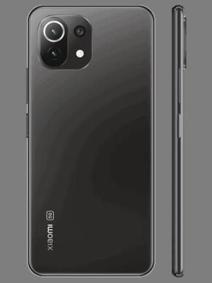 o2 - Xiaomi Mi 11 Lite 5G - schwarz / Truffle Black