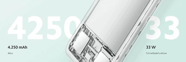 Akku vom Xiaomi Mi 11 Lite 5G