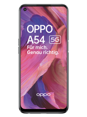 o2 - Oppo A54 5G