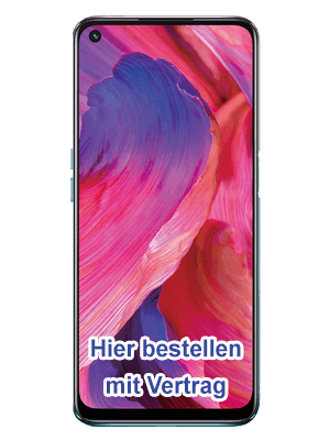 o2 - Oppo A54 5G - hier bestellen