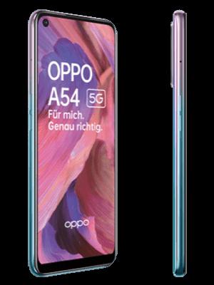 o2 - Oppo A54 5G - lila (fantastic purple)