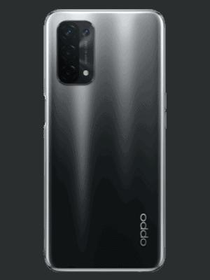 o2 - Oppo A54 5G - fluid black (schwarz)