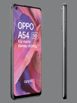 o2 - Oppo A54 5G - schwarz (fluid black)