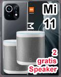 o2 - Xiaomi Mi 11 5G - mit 2x gratis Smart Speaker
