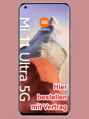 o2 - Xiaomi Mi 11 Ultra 5G - hier bestellen