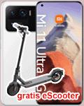 o2 - Xiaomi Mi 11 Ultra 5G mit gratis eScooter