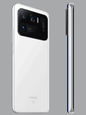 o2 - Xiaomi Mi 11 Ultra 5G - weiß (seitlich)