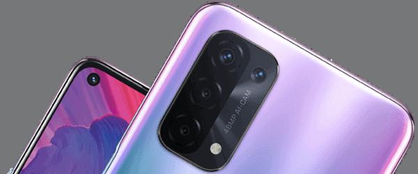 Kamera vom Oppo A54 5G