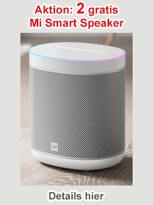 Xiaomi Mi Smart Speaker gratis