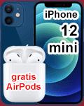 o2 - Apple iPhone 12 mini mit gratis AirPods