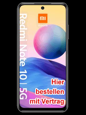 o2 - Xiaomi Redmi Note 10 5G - hier bestellen