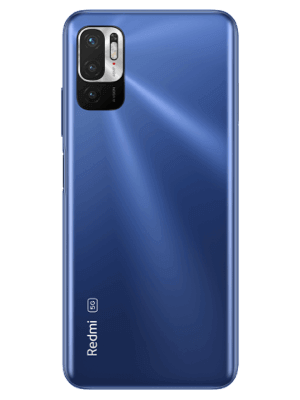 o2 - Xiaomi Redmi Note 10 5G - blau (nighttime blue)