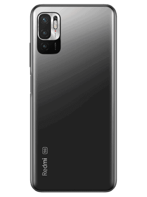 o2 - Xiaomi Redmi Note 10 5G - grau / schwarz (graphite grey)