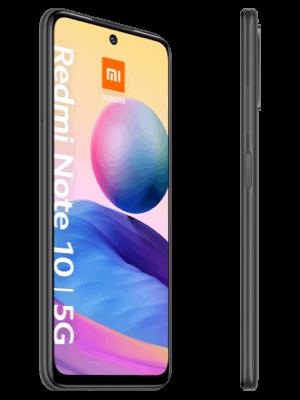 o2 - Xiaomi Redmi Note 10 5G - grau / schwarz