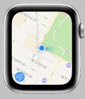 Display der Apple Watch SE