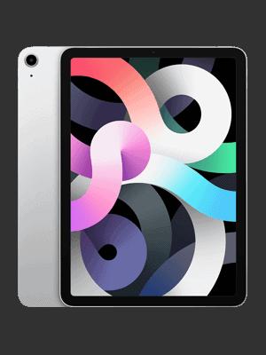 o2 - Apple iPad Air LTE (2020) - silber (silver)