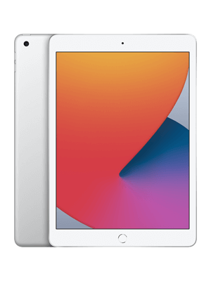 o2 - Apple iPad LTE (2020) - silber