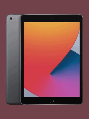 o2 - Apple iPad LTE (2020) - spacegrau