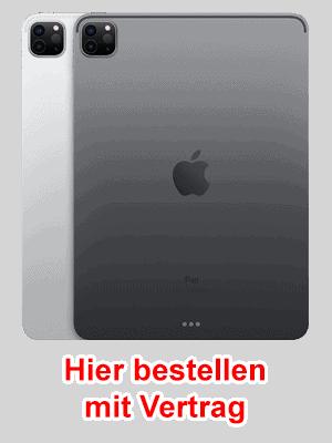 "o2 – Apple iPad Pro 11"" 5G - hier bestellen"