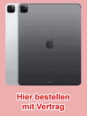 "o2 – Apple iPad Pro 12,9"" 5G - hier bestellen"