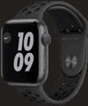 o2 - Apple Watch 6 - Alu Nike 44mm - spacegrau