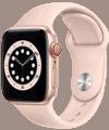 o2 - Apple Watch 6 - Alu Sport 40mm - gold