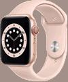 o2 - Apple Watch 6 - Alu Sport 44mm - gold