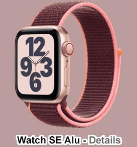 o2 - Apple Watch SE - Alu Sport 40mm - gold