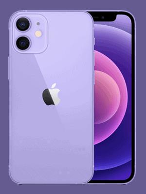 o2 - Apple iPhone 12 mini - lila / violett