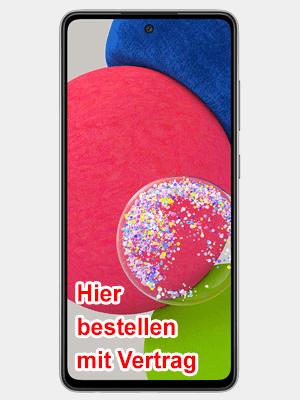 o2 - Samsung Galaxy A52s 5G - hier bestellen / kaufen