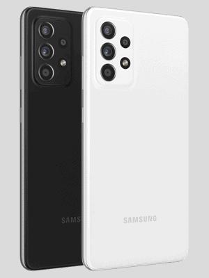 o2 - Samsung Galaxy A52s 5G - schwarz und weiß