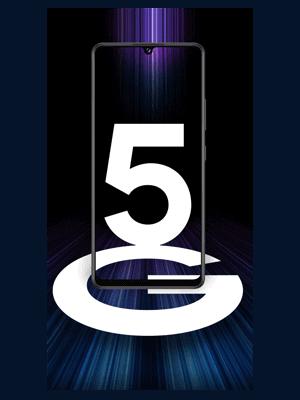 o2 - Samsung Galaxy A52s mit 5G Netz