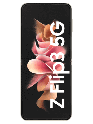 o2 - Samsung Galaxy Z Flip3 5G - Display komplett